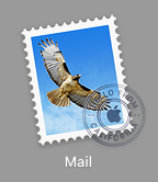 Mac Mail - Step 1 - Open Mail