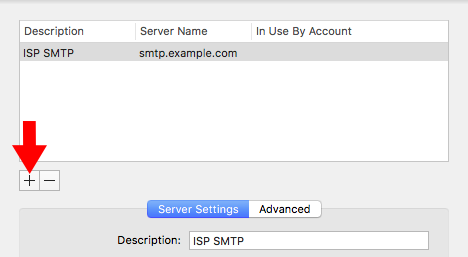 High Sierra 10.13 - Mac Mail - Step 5 - Change the SMTP port, set Authentication to MD5 Challenge-Response and enter your username and password